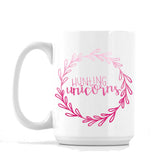Hunting Unicorns - Diabetes Mug
