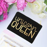 "SALE - ""Unicorn Queen"" - HTV - Supply Bag"