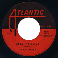 Tommy Facenda – Plea Of Love – Atlantic