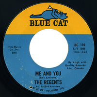 Regents – Playmates / Me And You – Blue Cat