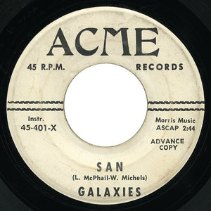 Galaxies – San – Acme