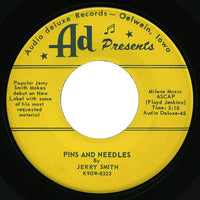 Jerry Smith – Pins And Needles – Ad
