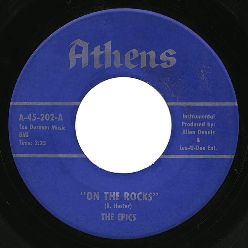 Epics – On The Rocks – Athens