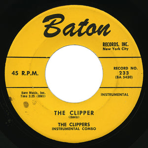 Big Mike Gordon and The Clippers – The Clipper – Baton