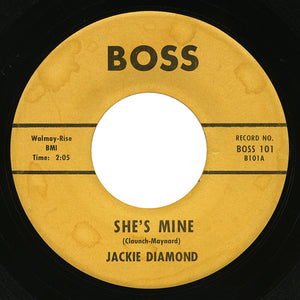 Jackie Diamond – She's Mine – Boss
