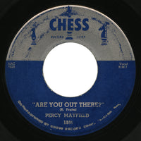 Percy Mayfield – Are You Out There? – Chess