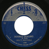 Percy Mayfield – Double Dealing – Chess