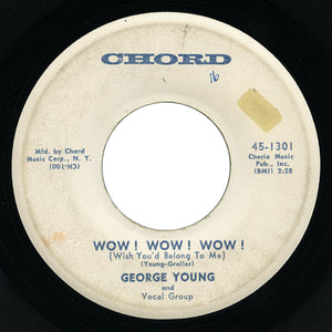 George Young – Wow! Wow! Wow! – Chord