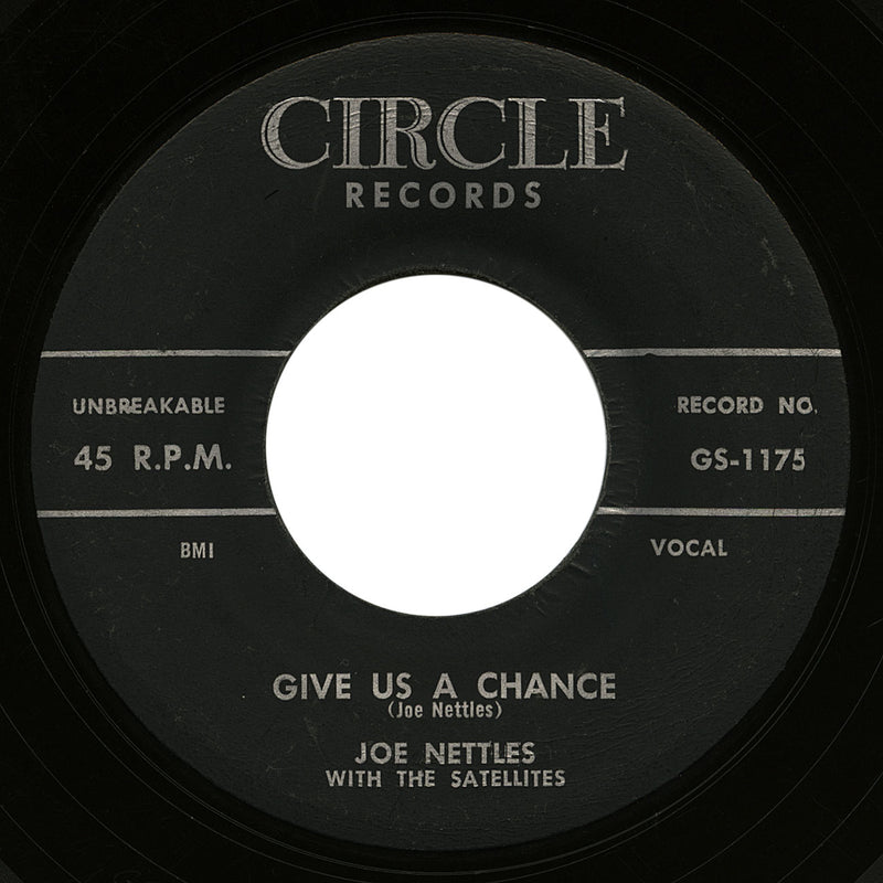 Joe Nettles – Give Us A Chance – Circle