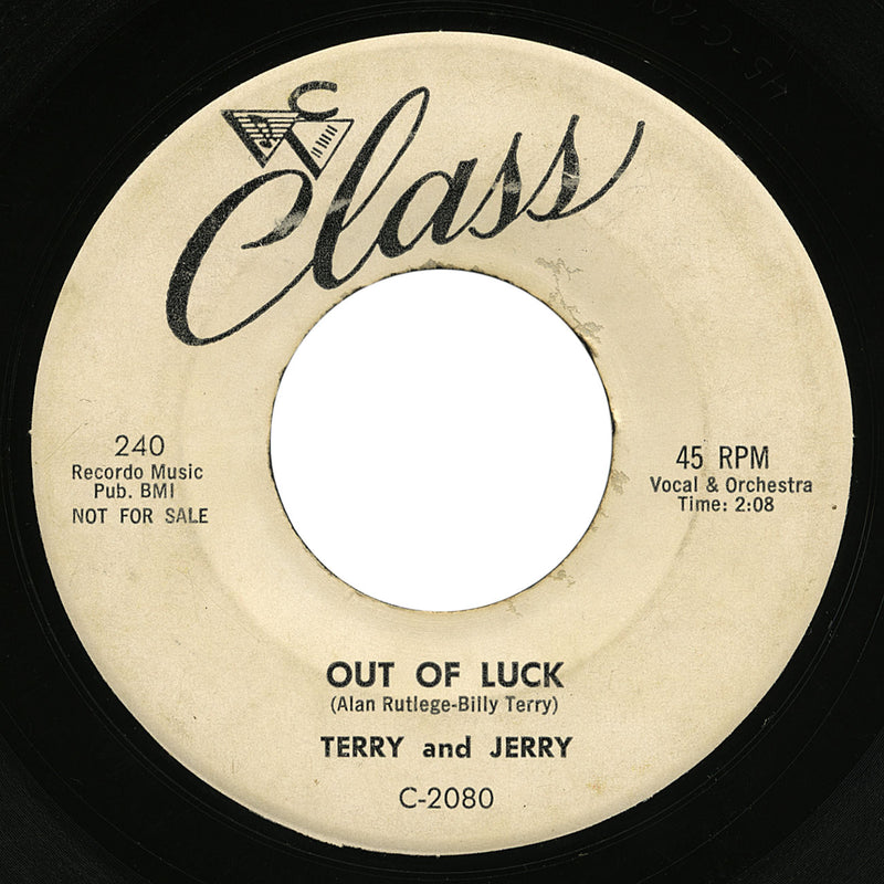 Terry and Jerry – Out Of Luck – Class