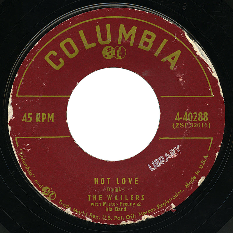 Wailers – Hot Love – Columbia