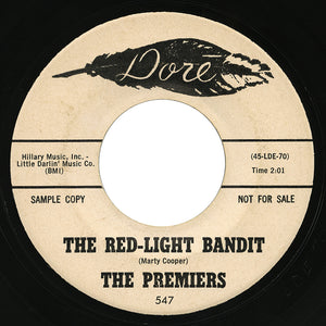 Premiers – The Red-Light Bandit – Dore