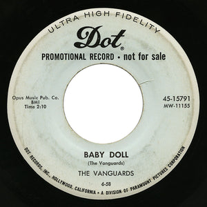 Vanguards – Baby Doll – Dot