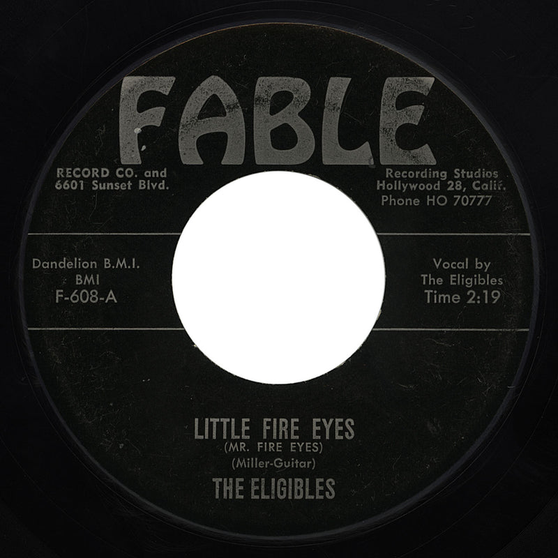 Eligibles – Little Fire Eyes – Fable