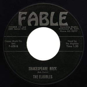 Eligibles – Shakespeare Rock – Fable