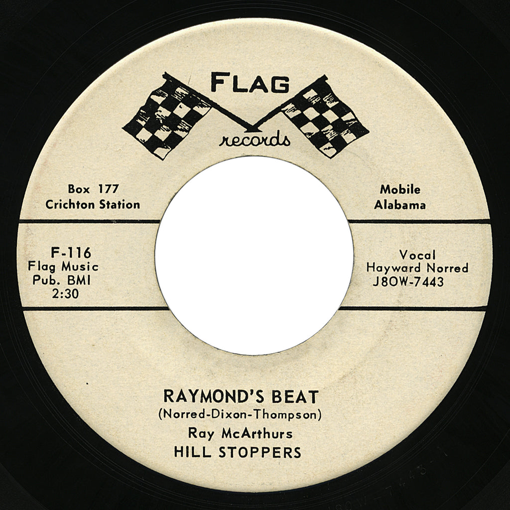 Ray McArthurs Hill Stoppers – Raymond's Beat – Flag