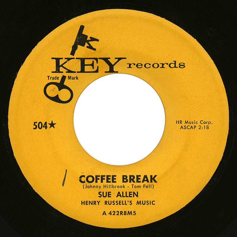 Sue Allen – Coffee Break – Key