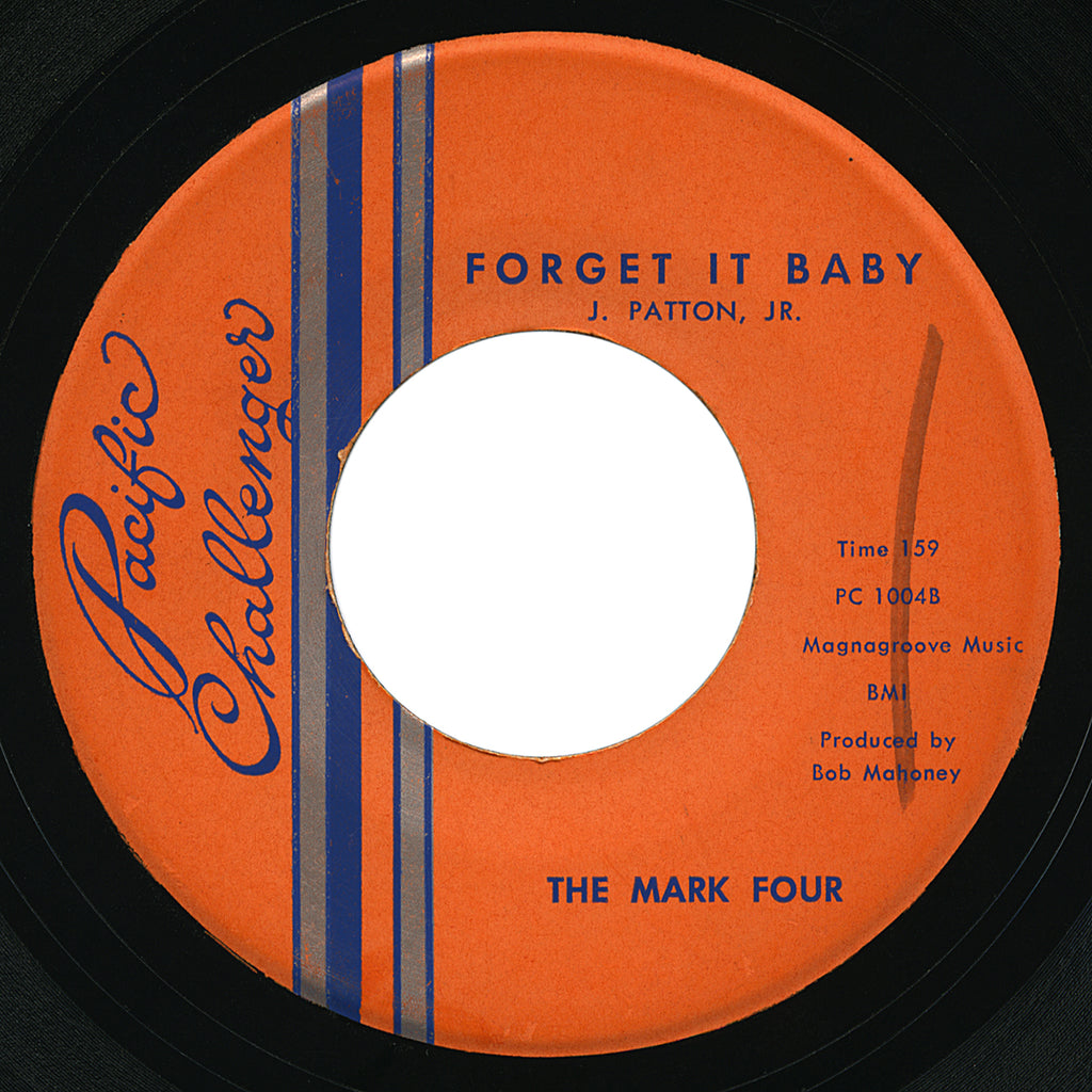 Mark Four – Forget It Baby – Pacific Challenger