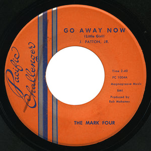Mark Four – Go Away Now – Pacific Challenger