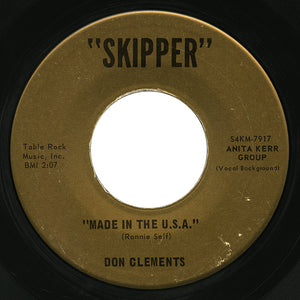 Don Clements – Made In The U.S.A. – Skipper