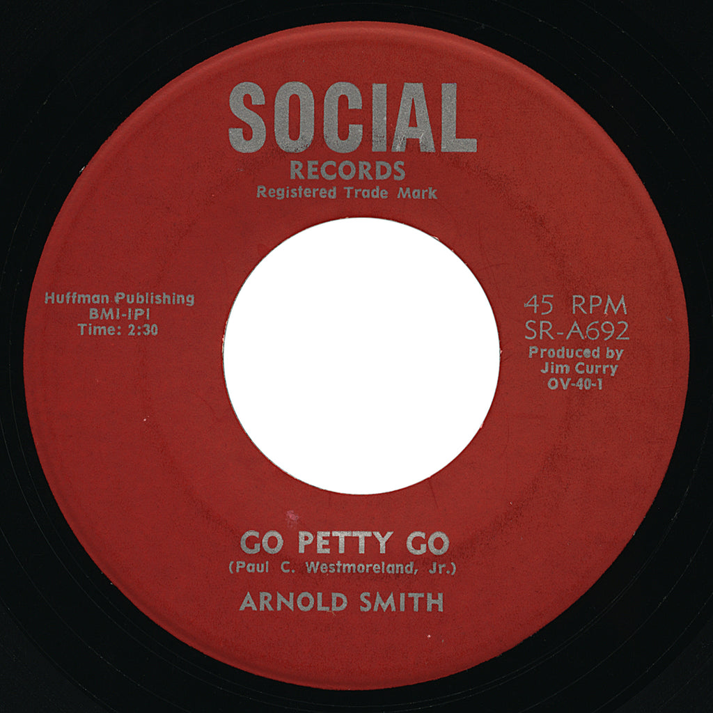 Arnold Smith – Go Petty Go – Social