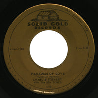 Charlie Stewart – Paradise Of Love – Solid Gold
