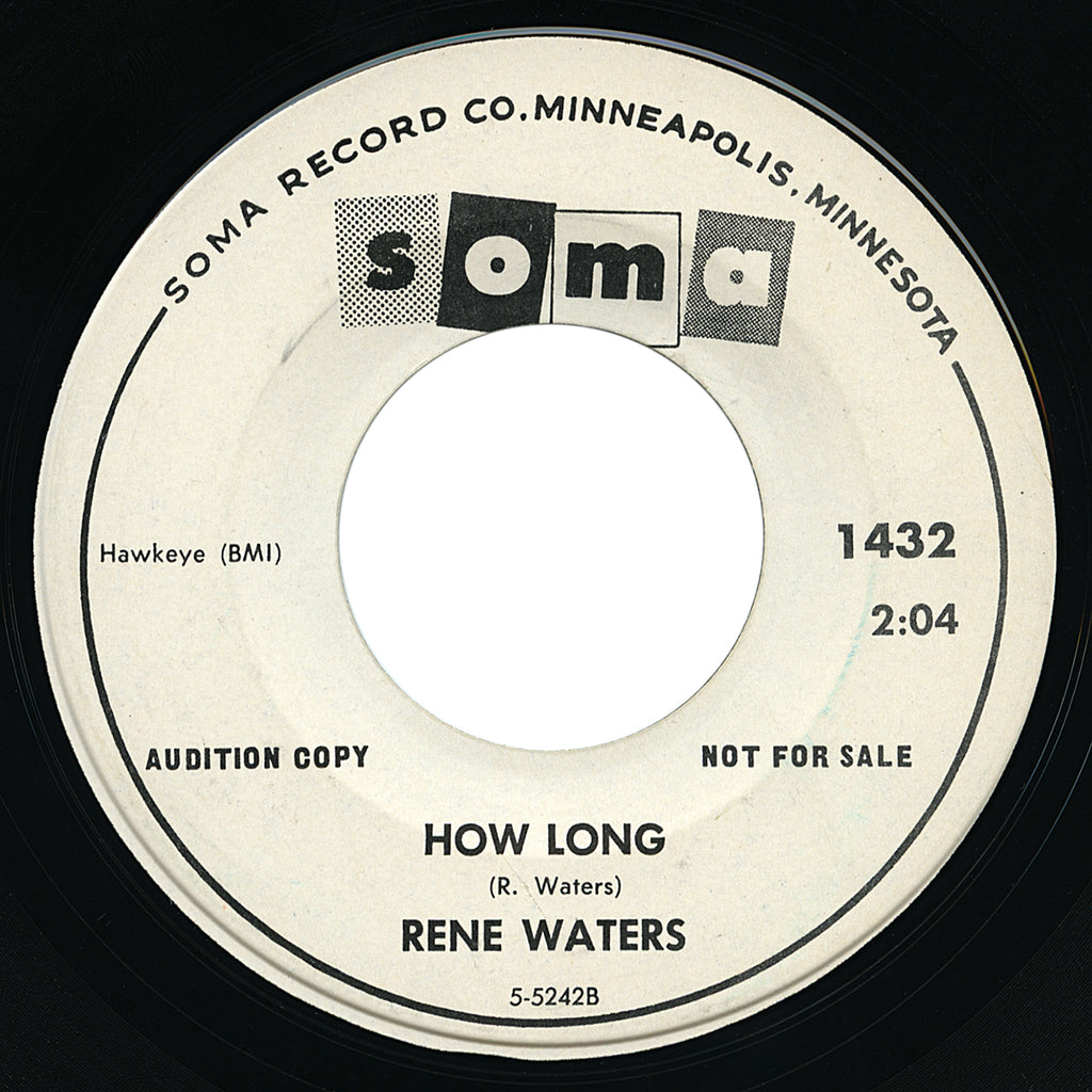 Rene Waters – How Long – Soma