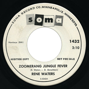 Rene Waters – Zoomerang Jungle Fever – Soma