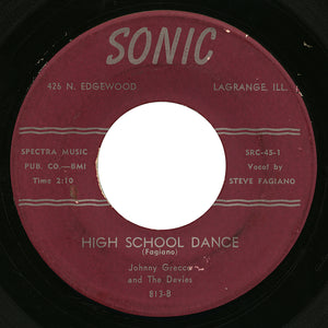 Johnny Grecco and The Devies – High School Dance – Sonic