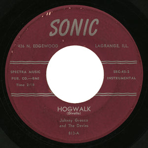 Johnny Grecco and The Devies – Hogwalk – Sonic