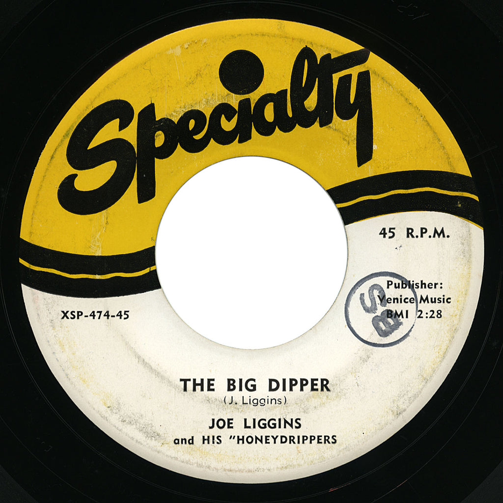 Joe Liggins – The Big Dipper – Specialty