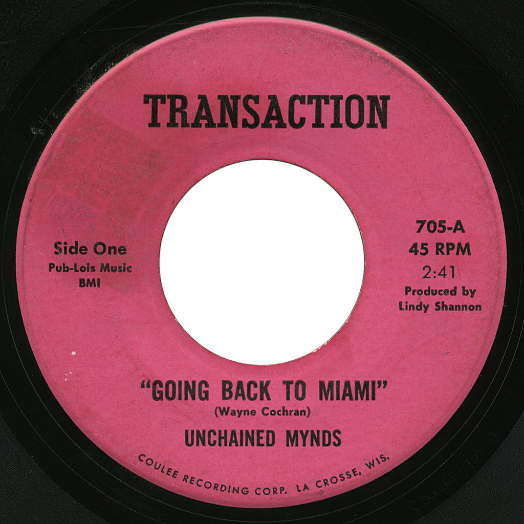 Unchained Mynds – Going Back To Miami – Transaction