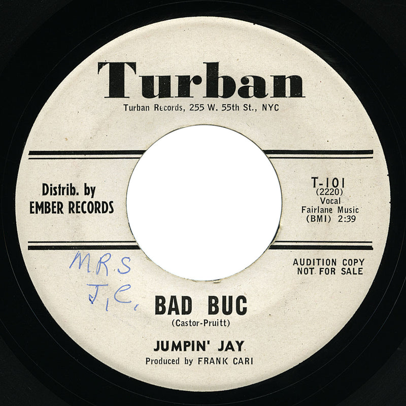 Jumpin' Jay – Bad Buc – Turban