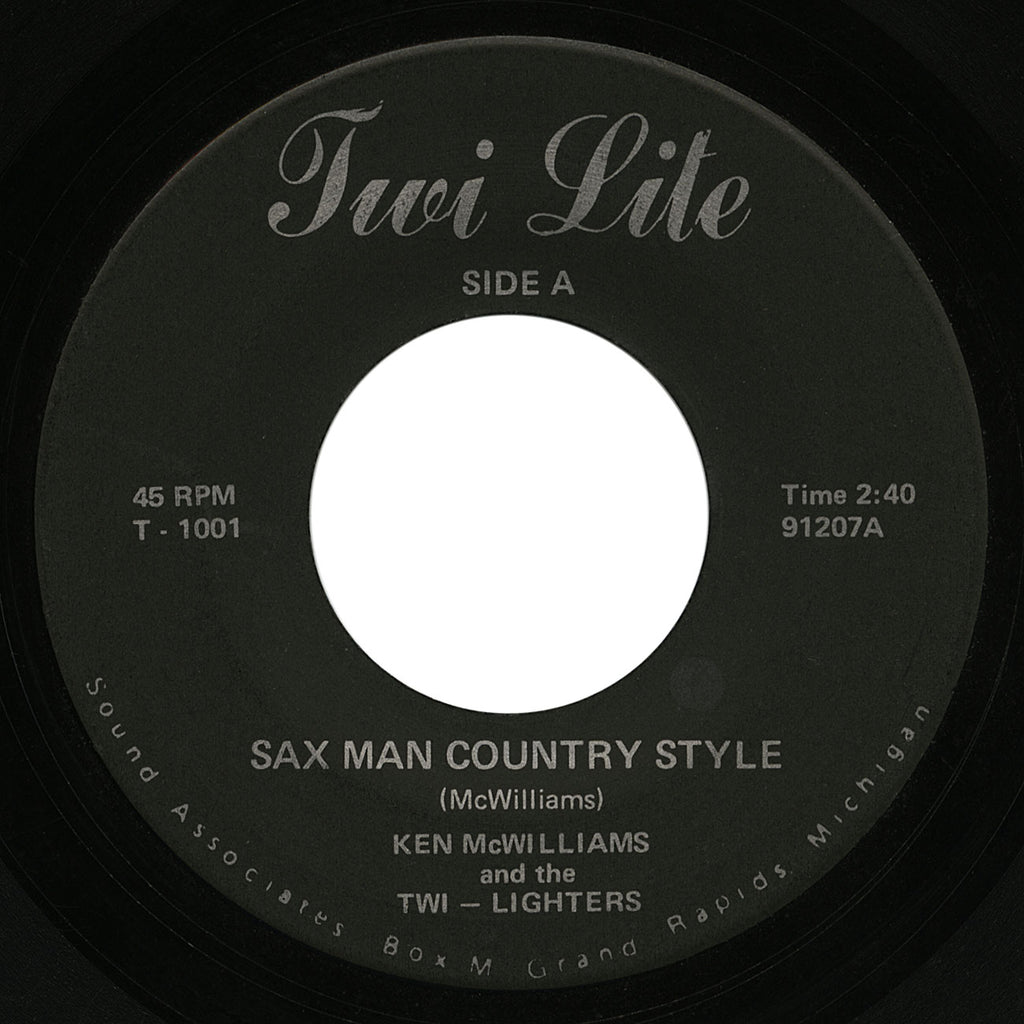 Ken McWilliams – Sax Man Country Style – Twi Lite