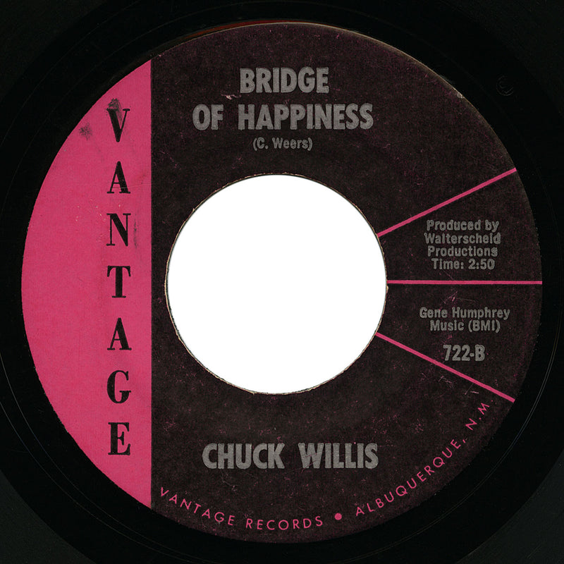 Chuck Willis – Bridge Of Happiness – Vantage
