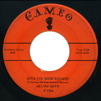 Melvin Smith – Zaki Sue / Open The Door Richard – Cameo