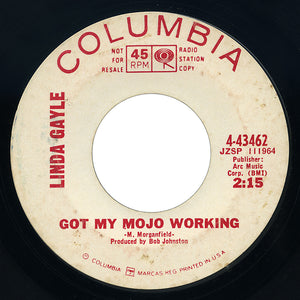 Linda Gayle – Got My Mojo Working – Columbia