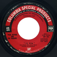 "Paul Revere And The Raiders – ""SS 396""– Columbia Special Products"