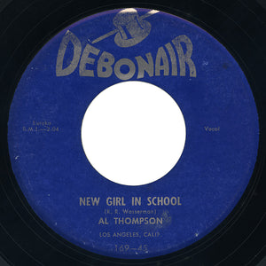 Al Thompson – New Girl In School – Debonair