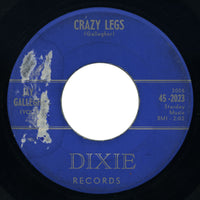Jay Gallegher - Crazy Legs / Steady Flame - Dixie