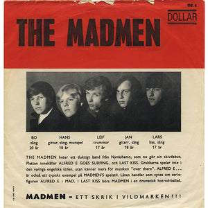 Madmen – Alfred E Goes Surfin / Last Kiss – Dollar