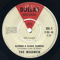 Madmen – Alfred E Goes Surfin – Dollar