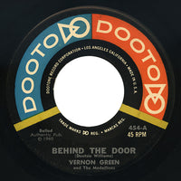 Vernon Green and The Medallions – Behind The Door – Dooto