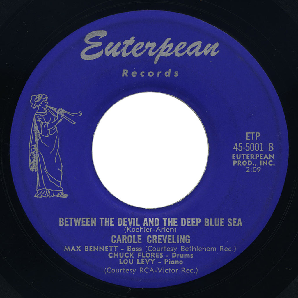 Carole Creveling – Between The Devil And The Deep Blues Sea