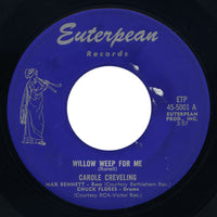 Carole Creveling – Willow Weep For Me