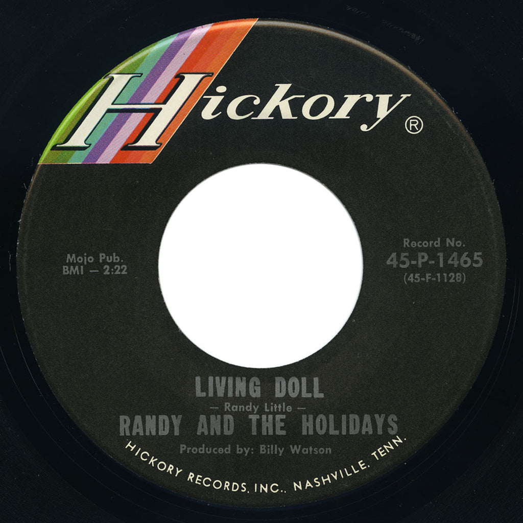 Randy And The Holidays – Living Doll