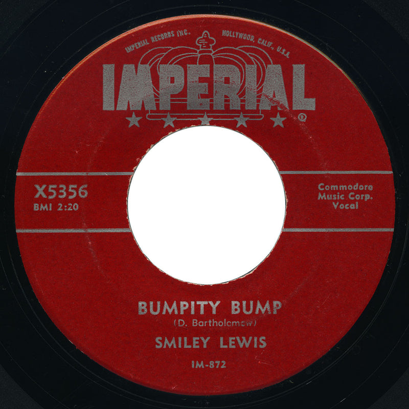 Smiley Lewis - I Hear You Knocking / Bumpity Bump - Imperial