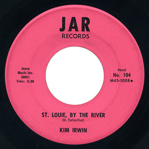Kim Irwin – St. Louis, By The River – Jar