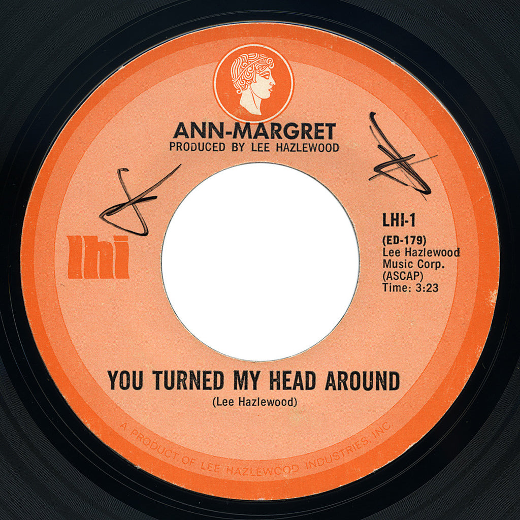 Ann-Margret – You Turned My Head Around – LHI