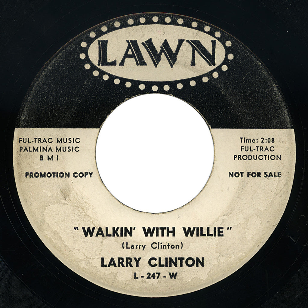 Larry Clinton – Walkin' With Willie – Lawn